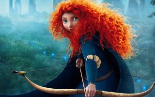 Brave's Princess Merida