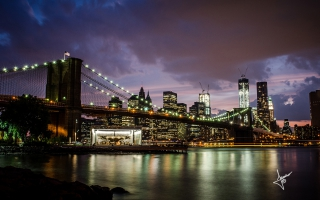 Brooklyn Bridge Manhattan