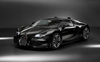 Bugatti Veyron Grand Sport Vitesse Legend Jean Bugatti 2013
