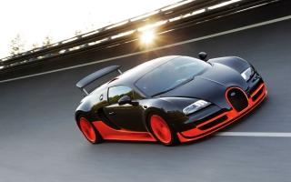 Bugatti Veyron SS 2010