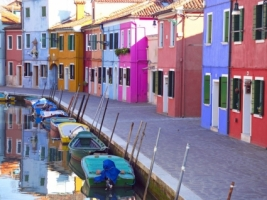 Burano Wallpaper Italy World