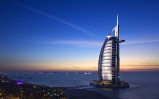 Burj Al Arab 4K 5K