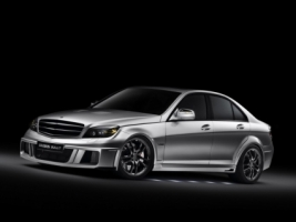 C Class Mercedes Brabus Bullit Wallpaper Mercedes Cars