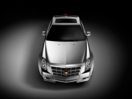 Cadillac CTS Coupe Wallpaper Cadillac Cars