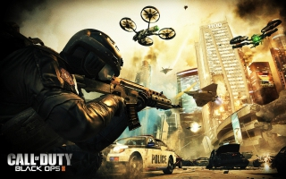 Call of Duty Black Ops 2 II Game