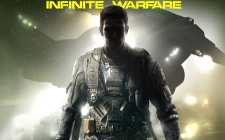 Call of Duty Infinite Warfare 4K 8K