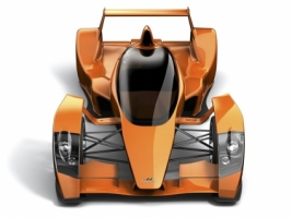 Caparo T1 Front Wallpaper Concept Cars
