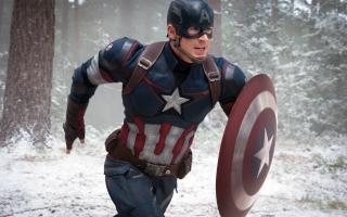 Captain America Avengers 2