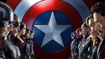 Captain America Civil War 4K 8K