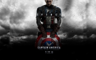 Captain America First Avenger