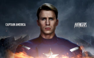 Captian America The Avengers 2
