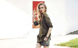 Cara Delevingne  Fashion Model