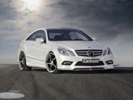 Carlsson CK50 Mercedes E 500 Coupe Wallpaper Mercedes Cars