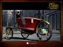 Carriage Wallpaper The Golden Compass Movies
