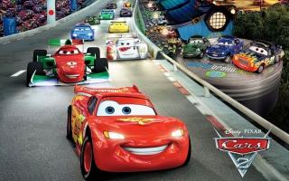 Cars 2 Race