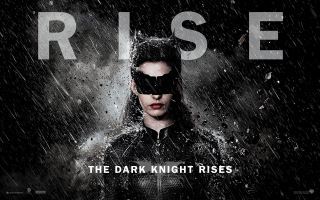 Catwoman Dark Knight Rises