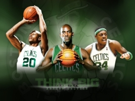 Celtics Wallpaper NBA Sports