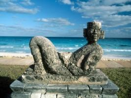 Chac Mool Wallpaper Mexico World