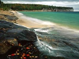 Chapel Beach Lake Superior