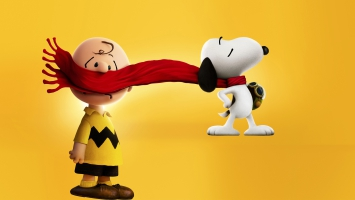 Charlie Brown Snoopy The Peanuts Movie