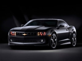 Chevrolet Camaro Black Concept Wallpaper Chevrolet Cars