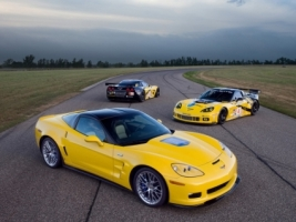 Chevrolet Corvette C6R GT2 Wallpaper Chevrolet Cars