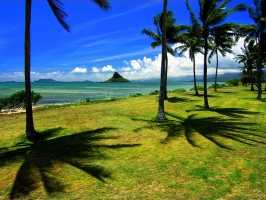Chinaman's Hat Hawaii