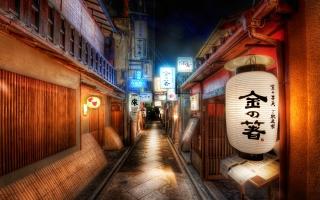 Chinatown HDR