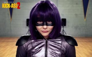 Chloe Moretz in Kick Ass 2