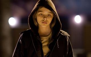 Chloe Moretz Let Me In Movie