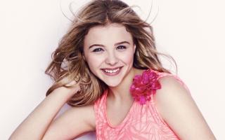Chloe Moretz Seventeen Magazine