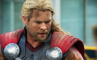 Chris Hemsworth Thor Avengers