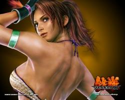 Christie Monteiro Tekken 6