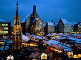 Christkindl Market Wallpaper Germany World