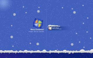 Christmas login