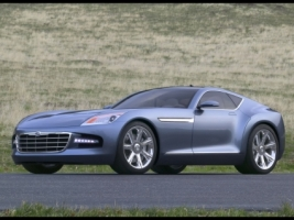 Chrysler Firepower Concept Front Wallpaper Concept Cars