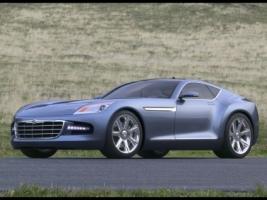 Chrysler Firepower Concept Front Wallpaper Concept Cars