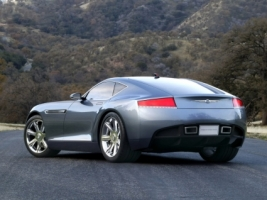 Chrysler Firepower Concept Rear Wallpaper Concept Cars