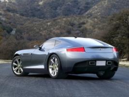 Chrysler Firepower Concept Rear Wallpaper Concept Cars
