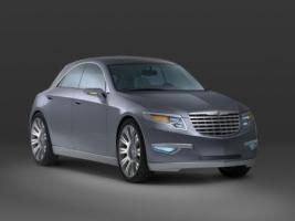 Chrysler Nassau Wallpaper Concept Cars