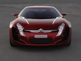 Citroen C Metisse Front Wallpaper Concept Cars