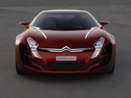Citroen C Metisse Front Wallpaper Concept Cars