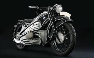 Classic 1937 BMW R7