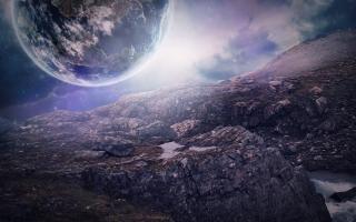 Close Planet