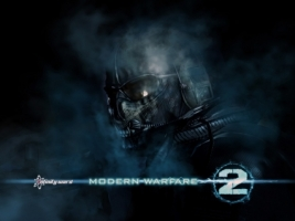 CoD Modern Warfare 2 Wallpaper 3D Characters 3D