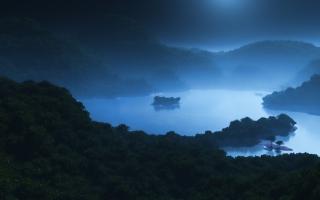Cold Moon Fog