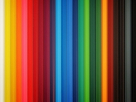 Colorful Pencils Wallpaper Abstract Other