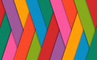 Colorful Strips 4K 5K