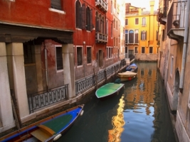 Colors of Venice Wallpaper Italy World