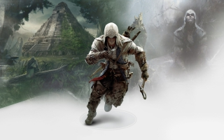 Connor in Assassin's Creed 3